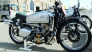 1939 supercharged AJS 500 V4