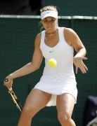 Сабина Лисицки, фото 27. Sabine Lisicki Wimbledon 2011 - SemiFinal Match, photo 27