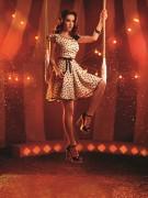 """...в рекламе коллекции весна-лето 2012 своей марки одежды  """"Los Oreiro """"."""
