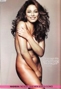 Jessica Gomes - Harpers Bazaar 2010 - Sem Naked [SCANS]