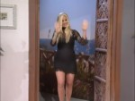 "Kim Zolciak - Legss! - ""The Fran Drescher Show"" - 2010"
