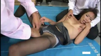 Brutal rape of japanese