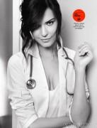 Одетт Юстман (Аннабл), фото 221. Odette Yustman (Annable) Mens Health Magazine - October 2011*(tagged scans), foto 221,