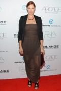 Amanda Righetti attends the second annual Autumn Party, 26 October, x16