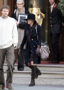 Eva Mendes candids in Paris, 21 November, x65