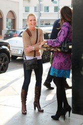 Джэйми Прессли, фото 1244. Jaime Pressly after lunch at La Scala in Beverly Hills, december 14, foto 1244