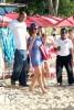 Rihanna rend visite à des amis en Barbade. Ac80f2167206162