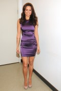 Брук Берк, фото 1428. Brooke Burke press day to promote her new workout DVD New York City, january 4, foto 1428