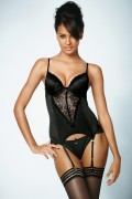 Грейси Карвало, фото 510. Gracie Carvalho NEXT - Spring 2012 - Lingerie, foto 510