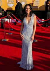 Ная Ривера, фото 155. Naya Rivera 18th Annual Screen Actors Guild Awards at The Shrine Auditorium in Los Angeles - 29.01.2012, foto 155