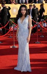 Ная Ривера, фото 159. Naya Rivera 18th Annual Screen Actors Guild Awards at The Shrine Auditorium in Los Angeles - 29.01.2012, foto 159