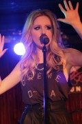 Диана Викерс, фото 724. Diana Vickers performs at the Ruby Lounge, Manchester, England - 08.02.2012, foto 724