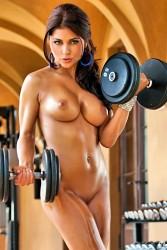 Арианна Селесте, фото 109. Arianny Celeste Playboy - November 2010 (HQ), foto 109