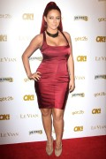 Обри О'Дэй, фото 612. Aubrey O'Day The OK Magazine Pre Grammy Weekend Party in Los Angeles - February 10, 2012, foto 612