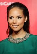 Алиша Киз (Алисия Кис), фото 2967. Alicia Keys 2012 MusiCares Person Of The Year Gala in LA - February 10, 2012, foto 2967