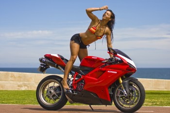 Ducati up for sale