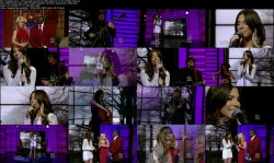 Christina Perri - A Thousand Years [Live! With Kelly 02-14-12] (1080i)