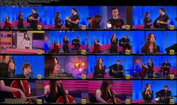 Christina Perri - A Thousand Years [VH1 Big Morning Buzz Live 02-15-12] (1080i)