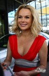 Аманда Холден, фото 142. Amanda Holden 19th February - Arriving at Britain's Got Talent auditions in Birmingham, foto 142