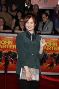 Дебби Райан, фото 612. Debby Ryan Premiere Of Walt Disney Pictures' 'John Carter' in Los Angeles - February 22, 2012, foto 612