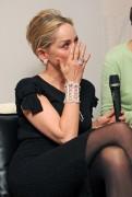 Шэрон Стоун, фото 1633. Sharon StoneDamiani Event in Milano, 16.02.2012, foto 1633