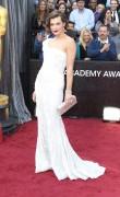 Милла Йовович, фото 2007. Milla Jovovich 84th Annual Academy Awards - February 26, 2012, foto 2007
