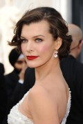 Милла Йовович, фото 1986. Milla Jovovich 84th Annual Academy Awards - February 26, 2012, foto 1986