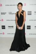 Нина Добрев, фото 2294. Nina Dobrev Elton John AIDS Foundation Academy Awards Viewing Party - February 26, 2012, foto 2294