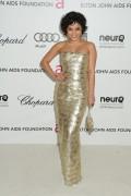 Ванесса Энн Хадженс, фото 7894. Vanessa Anne Hudgens Elton John AIDS Foundation Academy Awards Viewing Party - February 26, 2012, foto 7894