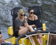 Эшли Бенсон, фото 367. Ashley Benson at Busch Gardens in Tampa Bay 03/03/12*with Vanessa Hudgens, foto 367,