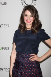 Элисон Бри, фото 598. Alison Brie PaleyFest presentation of 'Community' at Saban Theatre on March 3, 2012 in Beverly Hills, California, foto 598