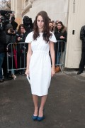 Кая Скоделарио, фото 321. Kaya Scodelario Chanel fashion house presentation in Paris - 06.03.2012, foto 321