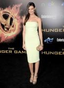 Odette Annabelle @ Hunger Games Premiere 3/12/12