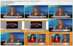 JENNIFER WESTHOVEN - cleavage - hln - Oct 11, 2011 - *cleavage*