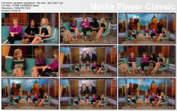 ELIZABETH HASSELBECK - legs - The View - December 13, 2011