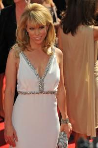 CHERYL HINES - Emmy Award - arrivals - 2008