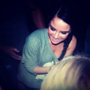 JoJo Levesque Talking To Fans in Cleveland on September 11, 2011