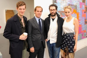 Leelee Sobieski - rieze New York/ Soho House pop up event 05/03/2012