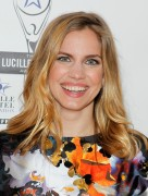 Anna Chlumsky - 27th Annual Lucille Lortel Awards in NY 05/06/12