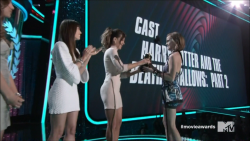 Emma Watson / Kate Beckinsale / Jessica Biel  2012 MTV Movie Awards
